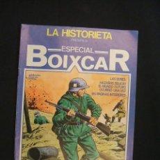 Cómics: LA HISTORIETA PRESENTA - ESPECIAL BOIXCAR - NUMERO 2 - URSUS EDICIONES - NUEVO - SIN LEER - . Lote 28012953