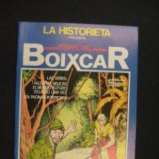 Cómics: LA HISTORIETA PRESENTA - ESPECIAL BOIXCAR - NUMERO 9 - URSUS EDICIONES - NUEVO - SIN LEER - . Lote 28013074