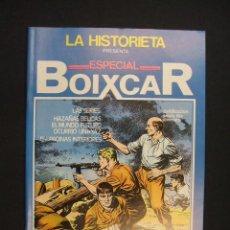 Cómics: LA HISTORIETA PRESENTA - ESPECIAL BOIXCAR - NUMERO 10 - URSUS EDICIONES - NUEVO - SIN LEER - . Lote 28013090