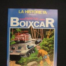 Cómics: LA HISTORIETA PRESENTA - ESPECIAL BOIXCAR - NUMERO 11 - URSUS EDICIONES - NUEVO - SIN LEER - . Lote 28013109