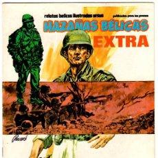 Fumetti: HAZAÑAS BÉLICAS EXTRA Nº 1, EDITORIAL URSUS - DIBUJOS ALAN DOYER. Lote 29457647