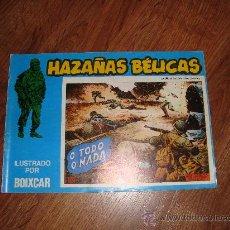 Fumetti: HAZAÑAS BELICAS N. 122 DE BOIXCAR . URSUS. Lote 29552363