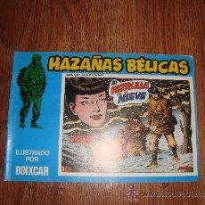 Fumetti: HAZAÑAS BELICAS N. 124 POR BOIXCAR. Lote 29552414