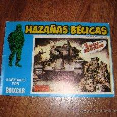 Fumetti: HAZAÑAS BELICAS N. 123 DE BOIXCAR . URSUS. Lote 29552438