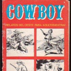 Cómics: COWBOY EXTRA NAVIDAD - URSUS EDICIONES 1972. Lote 9021766