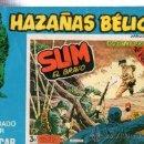 Cómics: HAZAÑAS BÉLICAS, VOL. XLII, ILUSTRADO POR BOIXCAR, Nº 142, ORIGINAL, EXTRAORDINARIO. Lote 31703463