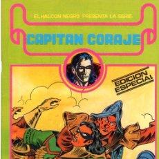 Cómics: CAPITÁN CORAJE, EDICIÓN ESPECIAL, UN PERSONAJE SINIESTRO. Lote 31719785