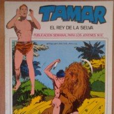 Fumetti: TAMAR, EL REY DE LA SELVA Nº 14. Lote 31727166