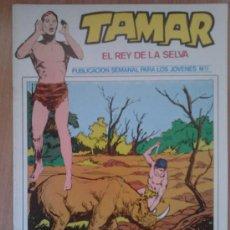 Comics : TAMAR, EL REY DE LA SELVA Nº 11. Lote 31727239