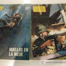 Cómics: ACCION METRALLA Nº1 Y Nº2. URSUS 1973. Lote 32506979