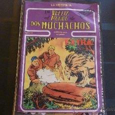Cómics: COMIC-LA HISTORIETA, LA VUELTA AL MUNDO DE DOS MUCHACHOS, Nº 14. Lote 32586952