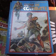 Cómics: ZONA DE COMBATE. EXTRA Nº 22. NÚMEROS 133-134-135-136. RELATOS BÉLICOS ILUSTRADOS URSUS.. Lote 32823668