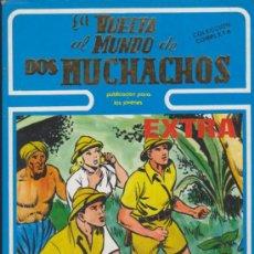 Comics : LA VUELTA AL MUNDO DE DOS MUCHACHOS. URSUS 1982. COMPLETA.. Lote 86351638