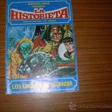 Cómics: LA HISTORIETA Nº 2 DE URSUS. Lote 34128555