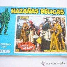 Cómics: HAZAÑAS BÉLICAS Nº 131. BOIXCAR. URSUS 1973. E11X1. Lote 34688819