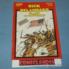 Cómics: TODOLANDIA:COWBOY PRESENTA:DICK RELAMPAGO Nº16,DUELO EN LA CIUDAD MUERTA,EDICIONES URSUS,AÑO 1982. Lote 34608368