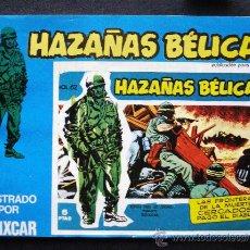 Cómics: HAZAÑAS BÉLICAS - BOIXCAR - VOLUMEN 162 AÑOS 70 - . Lote 34911749