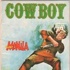 Fumetti: COWBOY JOHNNY MANILA Nº 4 EXCELENTE ETADO - EDI. URSUS 1976 -. Lote 35723803