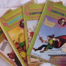 Cómics: LOTE CAPITAN CORAJE Nº 1 -8- 14 Y 15. Lote 36892672