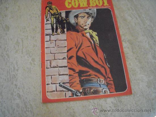 COW BOY (Tebeos y Comics - Ursus)
