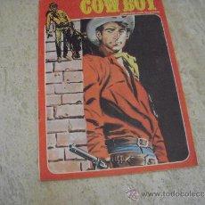 Cómics: COW BOY. Lote 37392412