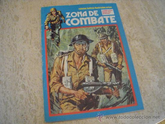 ZONA DE COMBATE (Tebeos y Comics - Ursus)