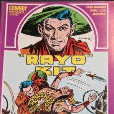 Cómics: RAYO KIT 7 URSUS. Lote 38252982