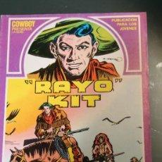 Cómics: RAYO KIT 3 URSUS. Lote 38252992