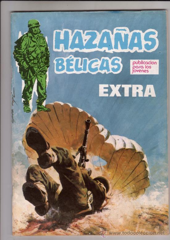 URSUS - HAZAÑAS BELICAS EXTRA NUM. 30 ( ESPECTACULAR PORTADA DE LOPEZ ESPI - VERTICE ).MBE (Tebeos y Comics - Ursus)