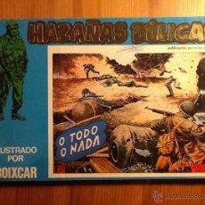 Cómics: HAZAÑAS BELICAS 1972. Lote 40181035