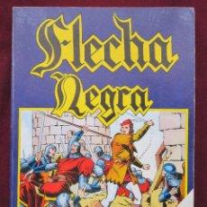 Cómics: FLECHA NEGRA. ESPECIAL BOIXCAR. COLECCIÓN COMPLETA EN UN TOMO. 1 AL 12. URSUS - TORAY 1980. Lote 40486654