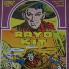Cómics: RAYO KIT Nº 1 - URSUS. Lote 41201823