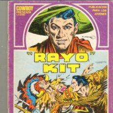 Cómics: TEBEOS-COMICS CANDY - RAYO KIT - ED. URSUS - Nº 2 - IRANZO *BB99. Lote 41432732