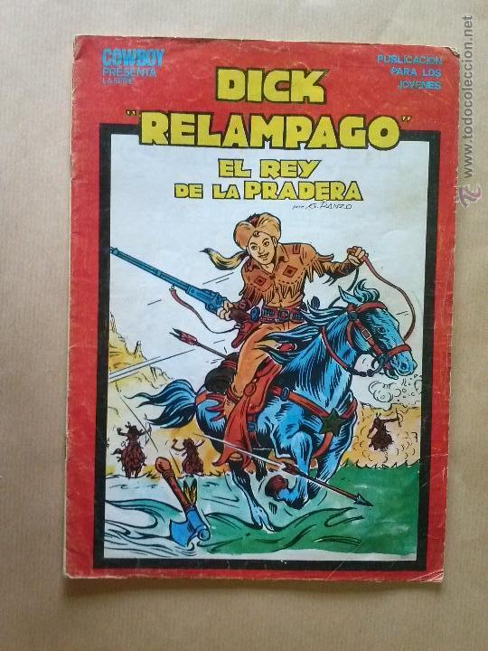 DICK RELAMPAGO Nº 13 -URSUS ,TORAY- (Tebeos y Comics - Ursus)