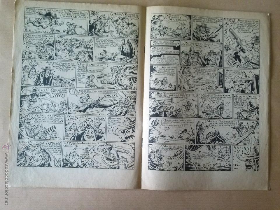 Cómics: dick relampago nº 13 -ursus ,toray- - Foto 3 - 42962411