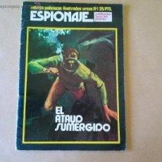 Cómics: ESPIONAJE Nº 1 - URSUS - COL DE 11. Lote 43160586