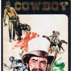 Cómics: COW BOY. Nº 2. URSUS EDICIONES. 1973. TAPA DE CARTON(C/A11). Lote 43629144