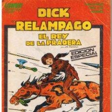 Cómics: COW BOY PRESENTA: DICK RELAMPAGO. EL REY DE LA PRADERA. Nº 12. URSU(C/A11). Lote 43630631