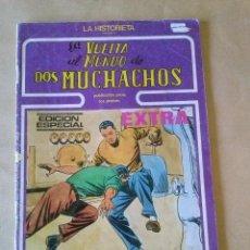 Cómics: LA HISTORIETA PRESENTA- LA VUELTA AL MUNDO DE DOS MUCHACHOS Nº 16 - URSUS. Lote 43731009