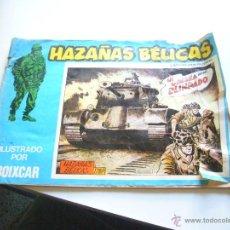 Comics : HAZAÑAS BELICAS N. 123 DE BOIXCAR . URSUS C62. Lote 44110374