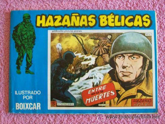 HAZAÑAS BÉLICAS 127 EDICIONES URSUS 1983 ENTRE DOS MUERTES (Tebeos y Comics - Ursus)