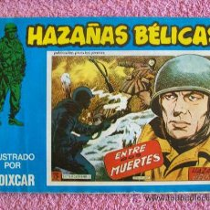 Cómics: HAZAÑAS BÉLICAS 127 EDICIONES URSUS 1983 ENTRE DOS MUERTES. Lote 45385974