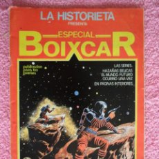 Cómics: LA HISTORIETA PRESENTA 3 ESPECIAL BOIXCAR URSUS 1980. Lote 45478605
