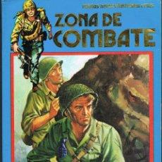 Cómics: ZONA DE COMBATE. RELATOS BELICOS ILUSTRADOS URSUS. RETAPADO CON LOS NUMEROS 125, 126, 127 Y 128. Lote 45832754