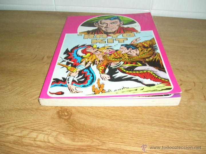 Cómics: RAYO KIT. COLECCION COMPLETA. 12 NUMEROS. URSUS 1982 muy buen estado - Foto 4 - 46011288