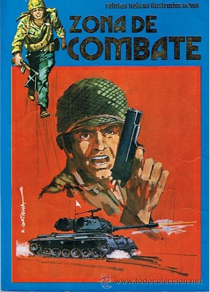 CÓMIC ZONA DE COMBATE EXTRA N. 23 (Tebeos y Comics - Ursus)