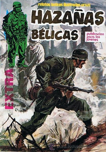 CÓMIC HAZAÑAS BÉLICAS EXTRA N.4 (Tebeos y Comics - Ursus)
