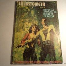 Cómics: LA HISTORIETA. Nº 6. URSUS. (M-4). Lote 46632797
