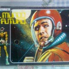 Cómics: EL MUNDO FUTURO-LA HISTORIETA PRESENTA-Nº 32-ÚLTIMO COLECCIÓN-1978- RECITAL DE BOIXCAR-LEAN-2954. Lote 95775520