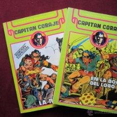 Comics: CAPITAN CORAJE. COLECCIÓN COMPLETA EN DOS TOMOS. IRANZO. URSUS. TEBENI. Lote 48824743